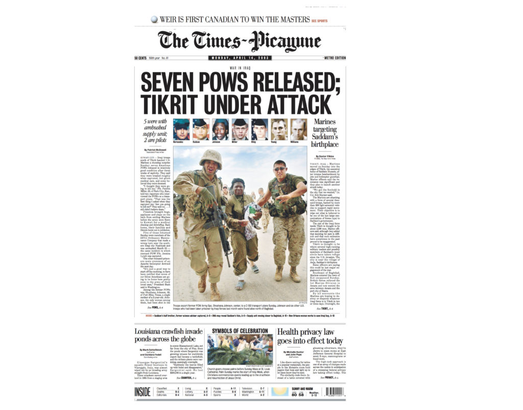 Times Picayune