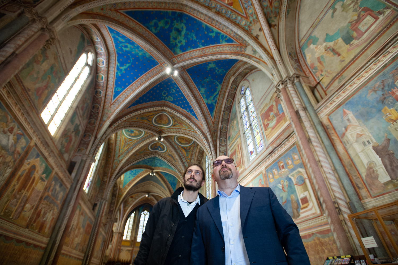 Terremoti, i sensori hi-tech che proteggono Giotto