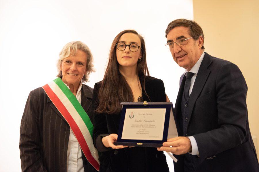 A Giulia Caminito il Fiesole Under 40